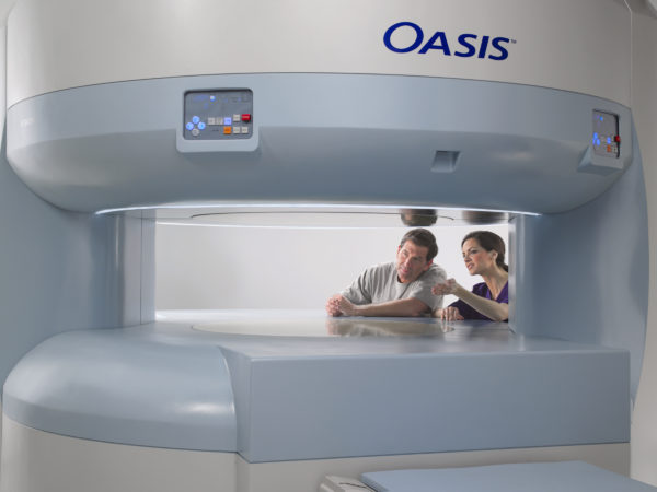 picture of OASIS open MRI